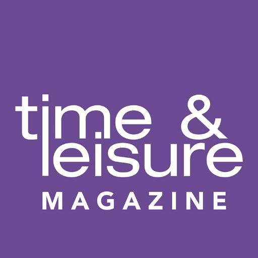 Time & Leisure Magazine logo