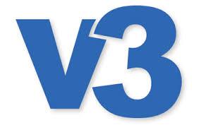V3 logo
