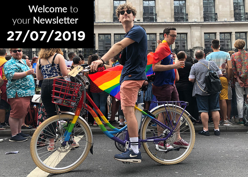 volt newsletter July 2019