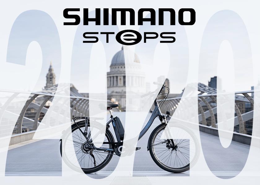 Volt Shimano Steps 2020 ebikes