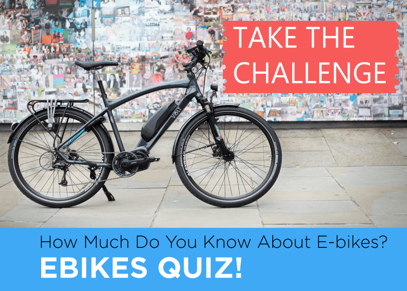 Electric bikes quiz