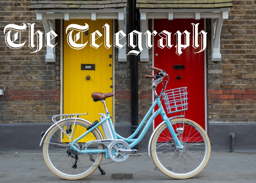Telegraph Best Ebikes Tried and Tested