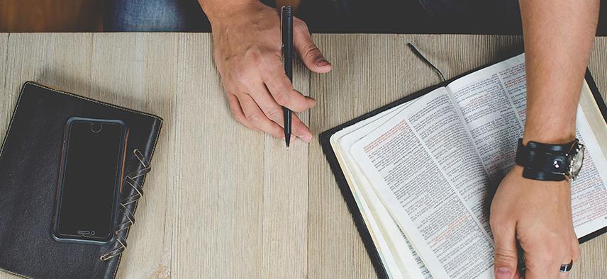 Estudo E Silêncio Recomendações A Alguns Jovens Pastores