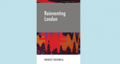 Reinventing London: your invitation to a lecture this January!