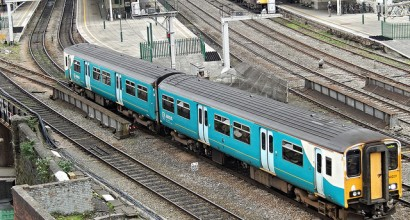 Volterra part of Arriva's successful rail franchise bid team