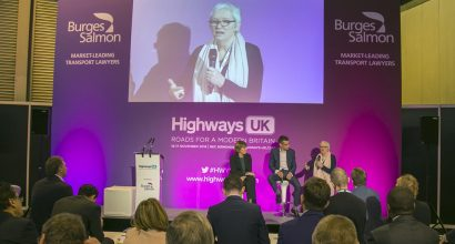 Bridget Rosewell speaker at Highways UK 2016
