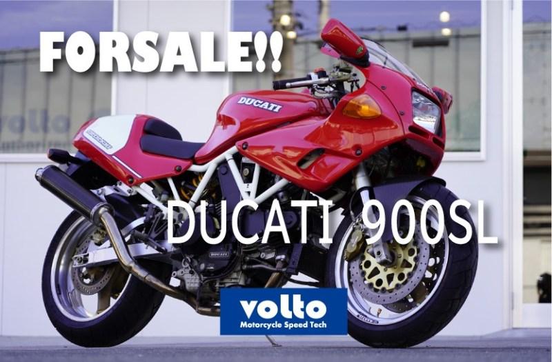 Ducati 900SL
