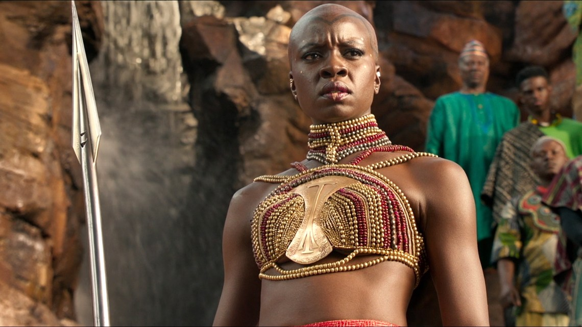 Black Panther Costumes Have A Hidden Message Racked