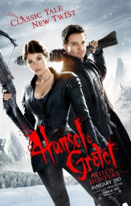 Hansel and Gretel: Witch Hunters (2013)