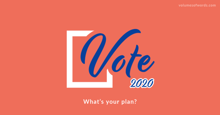 Vote Smart: Pro Tips for Voting in the 2020 Election