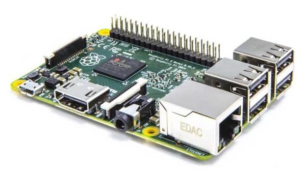 The new Raspberry Pi 2
