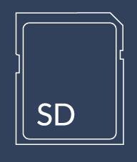 Volumio,get started, SDcard
