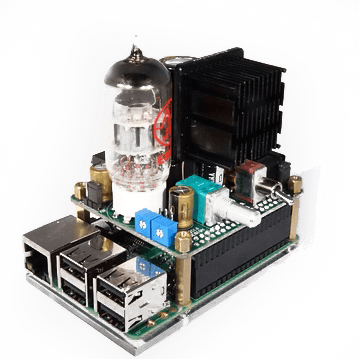 Pi2Design – 503HTA – Hybrid Tube Amp