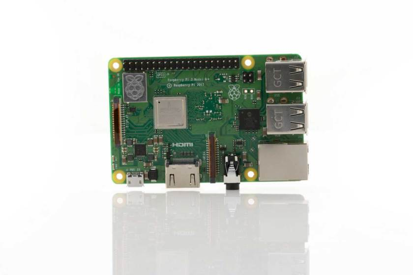 The new Raspberry PI 3B+ audio-related review · Volumio