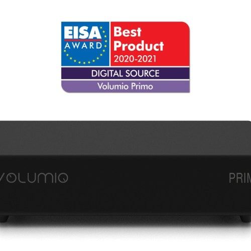 Volumio-Primo-Eisa-Award