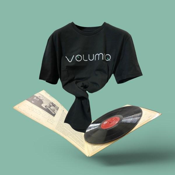 Tshirt vinyl volumio