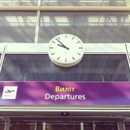 Aeropuerto de Lviv