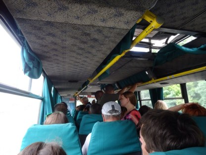 Bus Dnipropetrovsk a Petrykivka