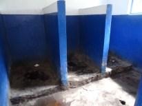 WC señoras, estación Petrykivka