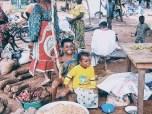 Niños en Benín