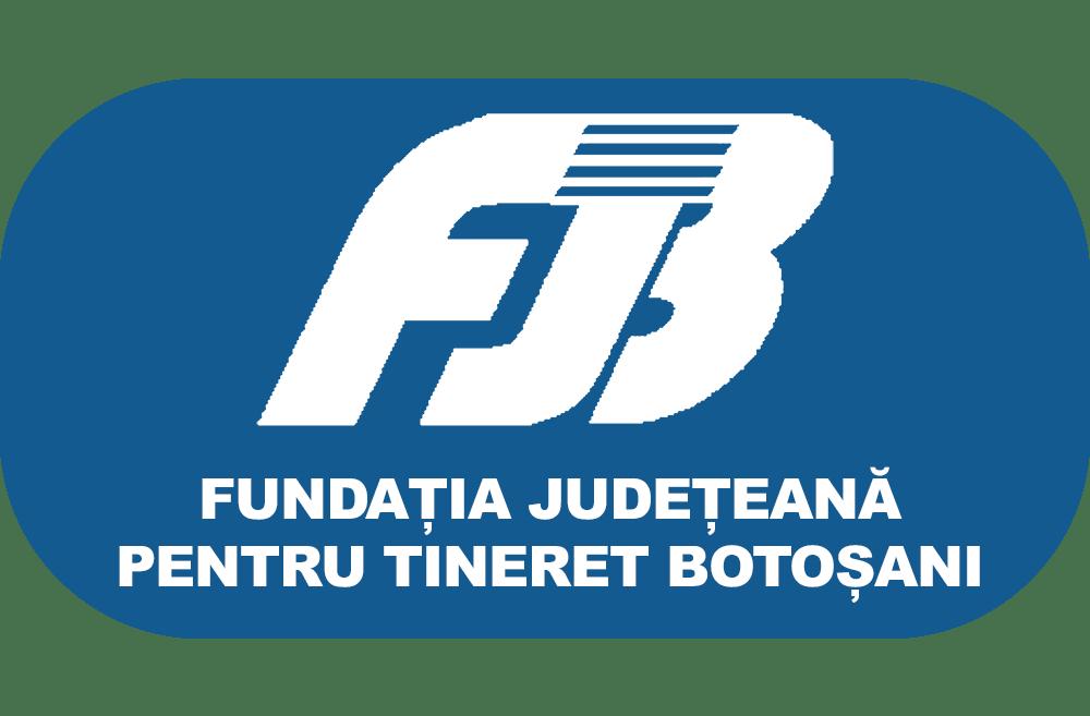 fundatia judeteana pentru tineret botoșani logo