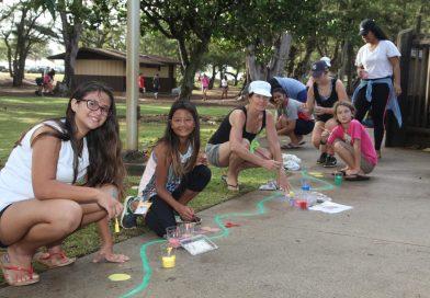 Kauai Earth Day at Kamalani and Lydgate Park
