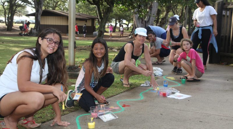Kauai Earth Day at Kamalani and Lydgate Park