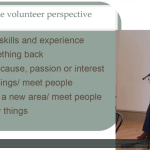 Attracting LGBT volunteers – Geraldine McCarthy, Age UK, Camden