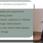 Attracting LGBT volunteers – Geraldine McCarthy, Age UK, Camden