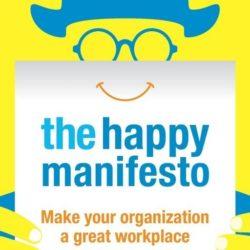 The Happy Manifesto book cover