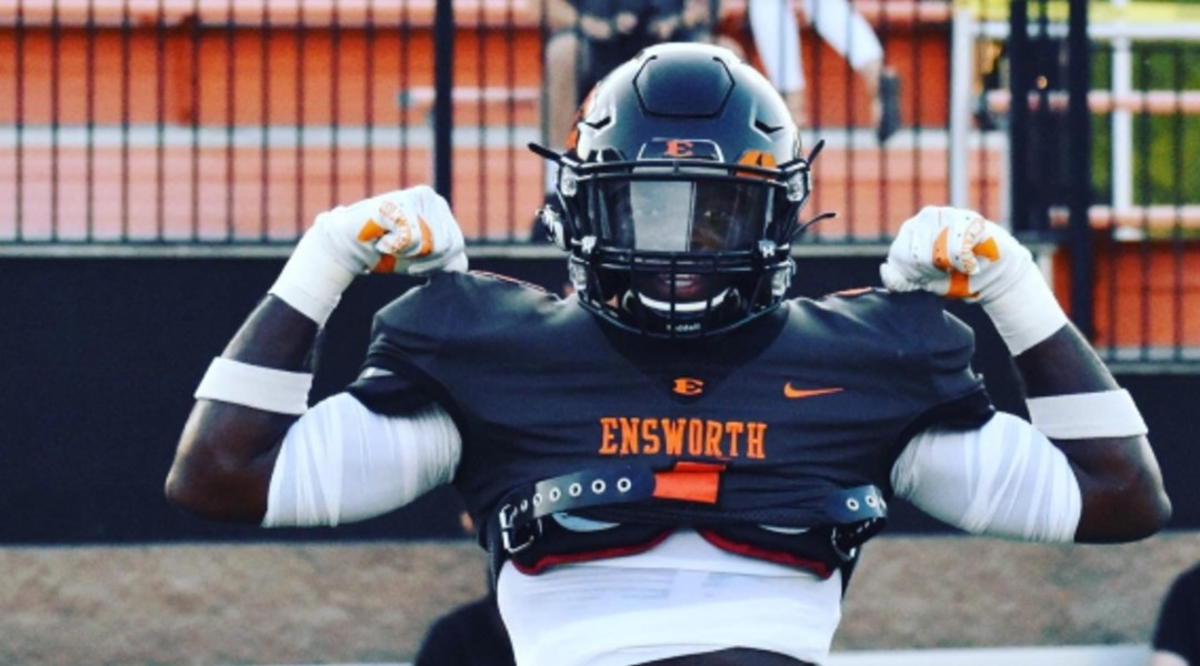 Friday Night Files: 2020 Tennessee DB commit Keshawn Lawrence