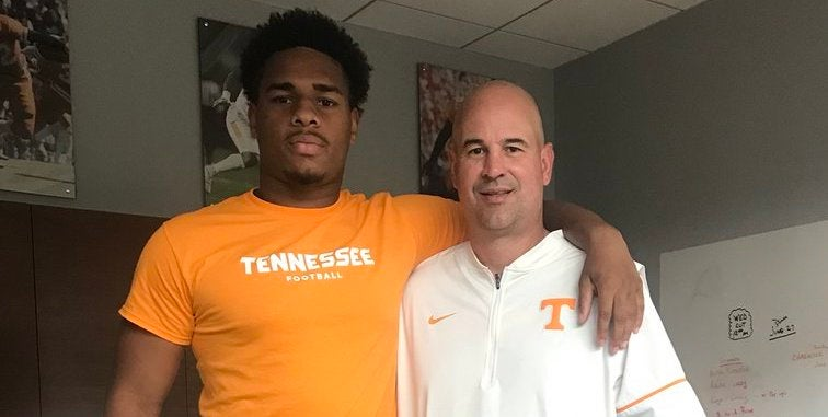 Martavius French Commits to Tennessee