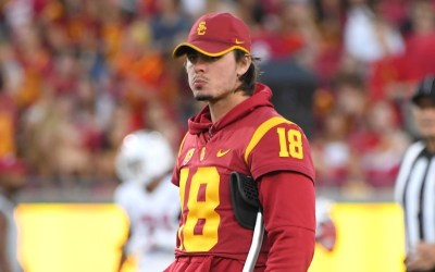 Tennessee In The Mix For USC QB Transfer JT Daniels