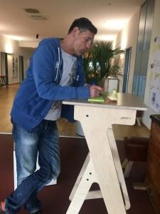 Dirk Rohr - Volunteers' Help Friend