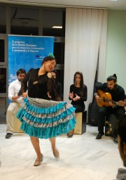 Flamenco - is part of Andalusia