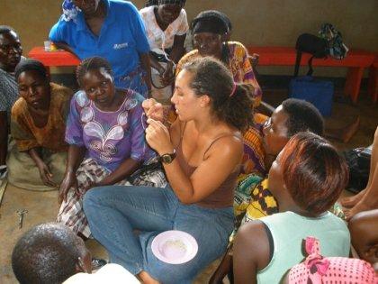 training local artisans