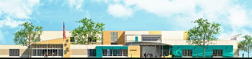 Front Elevation Designs For Schools : News volusia schools half cent at work