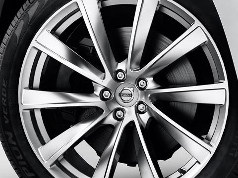 Układy zawieszenia Volvo