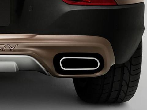 Układ wydechowy Volvo