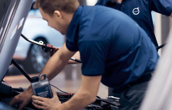 Γνήσια ανταλλακτικά Service Volvo Σαρακάκης