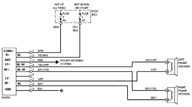 1990 volvo 240 radio wiring diagram  wiring diagram load