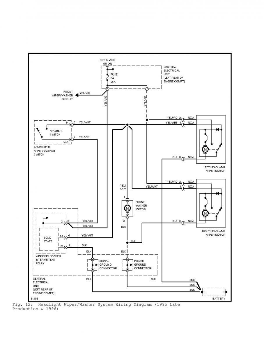 7400d1354918745 rear window headlight washers 850 headlamp washer wiring?resize=665%2C861&ssl=1 volvo v70 2006 wiring diagram wiring diagram,Volvo V70 Headlight Wiring Diagram