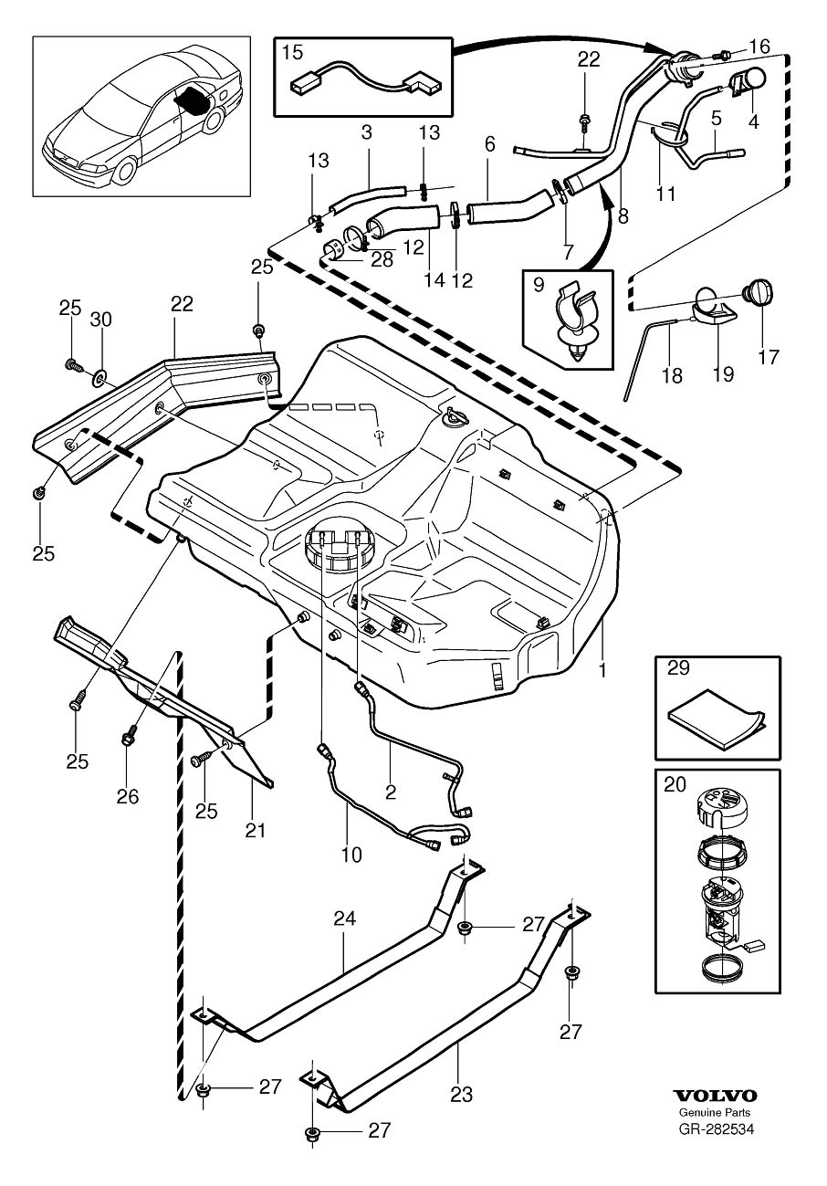 Best volvo v70 wiring diagram contemporary the best electrical