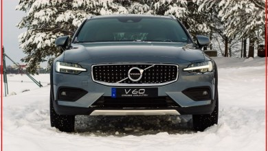 2021 Volvo V60 Cross Country V60CC T5 AWD