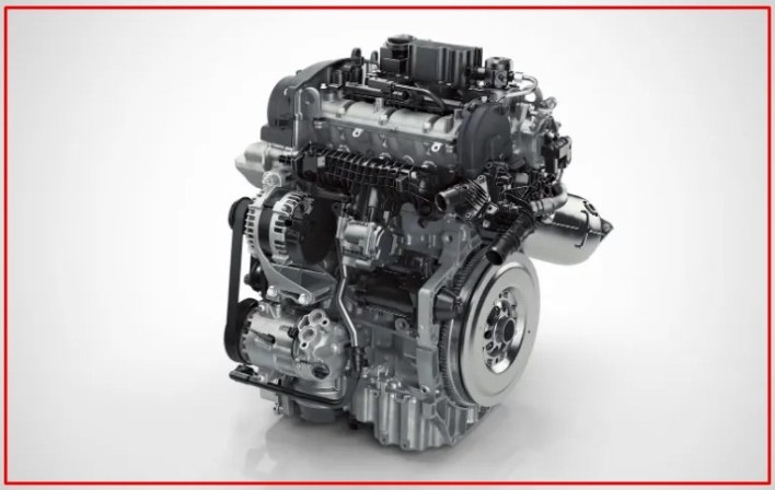 2021 volvo XC40 Engine