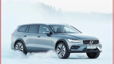 2021 Volvo V60 Cross Country Release