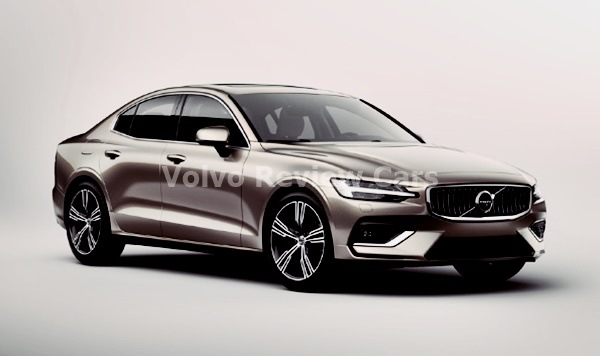 2021 Volvo S60 Exterior Facelift