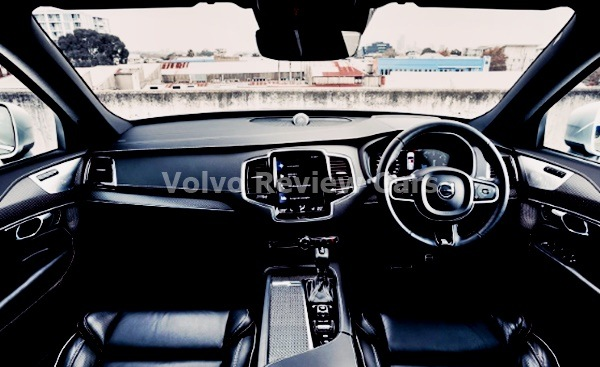 2022 Volvo XC90 Electric Interior