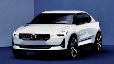 New 2022 Volvo XC90 Electric Concept