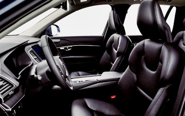 Volvo XC90 2022 Interior Design